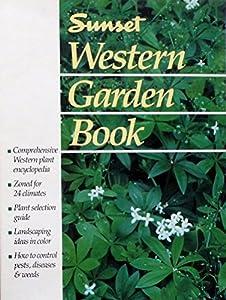 Paperback Western Garden Book