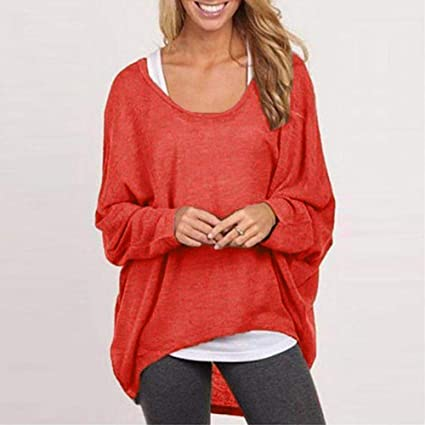 Yener Spring T-Shirt Mujeres Camiseta Oversize Casual Loose ...