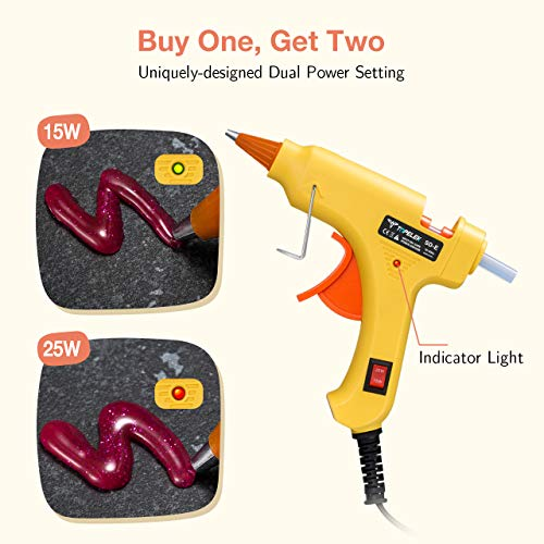 Tools Self-Conscious 4v Cordless Hot Melt Glue Gun Hawkforce Rechargeable Usb Fast Heating Craft Repair Home Diy Power Tools With 25pcs Glue Sticks Power Tools