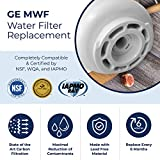 GE MWF Water Filter Replacement. Compatible