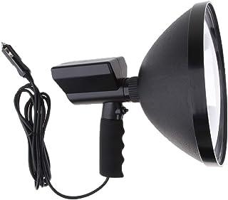 B Blesiya Lampe de Projection à Distance Lumière Ultra Lampe Poche Projecteur Portable