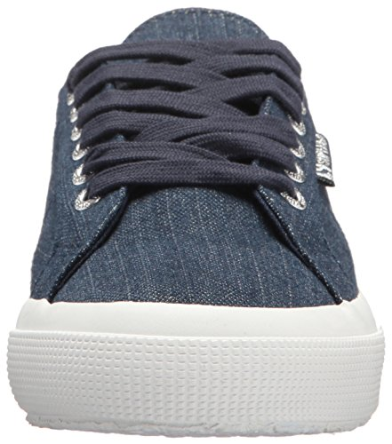 Superga Dames 2750 Denimshinyw Sneaker Denim