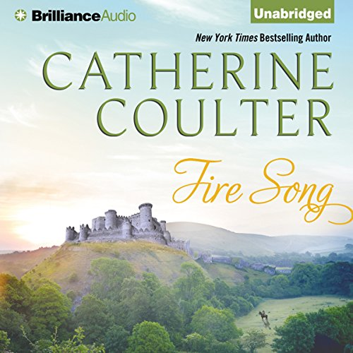 Fire Song: Medieval Song, Book 2 by Brilliance Audio