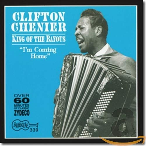 Resultado de imagen de Clifton Chenier - Lp: King of the Bayous 500x500