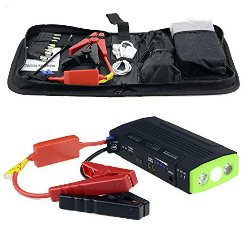 Portable Starter Emergency 12000MAH Battery