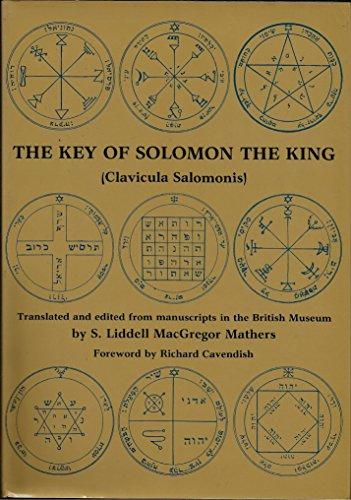 the key of solomon the king clavicula salomonis pdf