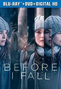 Cover Image for 'Before I Fall [Blu-ray + DVD + Digital HD]'