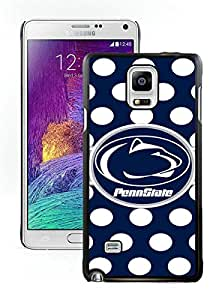 Ncaa Big Ten Conference Football Penn State Nittany Lions 13 Black New Personalized Custom Samsung Galaxy Note 4 Case