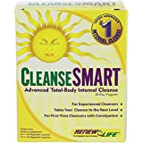 Renew Life - CleanseSMART, 1 kit, 120 Capsules