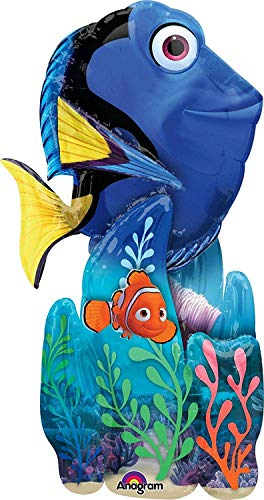 Nemo Birthday Decorations (Finding Dory 55 inch Airwalker)