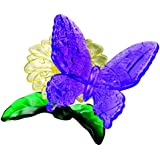 Original 3D Crystal Puzzle - Butterfly