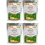 Intakt Snacks Low Carb Crunchy Cheese Bites – Pack of 4 (Original)