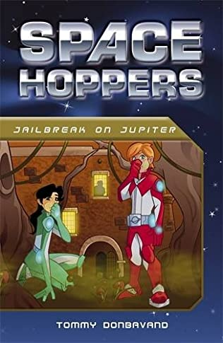 book cover of Jailers from Jupiter
