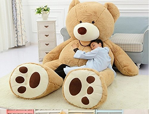"11 Ft Gigantic Giant Teddy Bear 134/"" Stuffed Plush Animal Big Toy Birthday Gift"