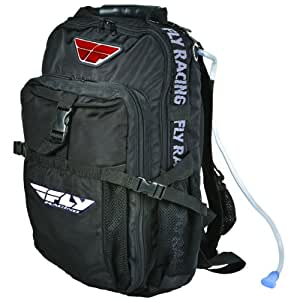Fly Racing Back Country Backpack - Black/Black / One Size