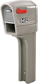 product image for Step2 545200 MailMaster Plus Mailbox, Stone Gray