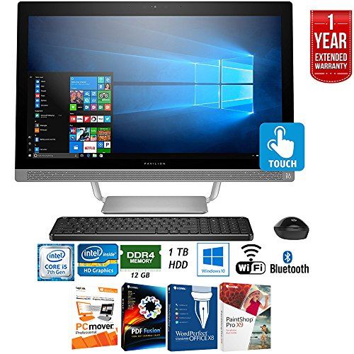HP Pavilion 27-a230 Intel Core i5-7400T 1TB 27