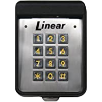 Linear Ak-11 Exterior Digital Keypad, Model: AK-11, Electronics & Accessories Store