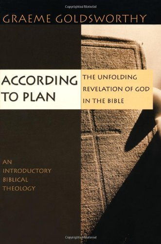 Best! According to Plan: The Unfolding Revelation of God in the Bible KINDLE