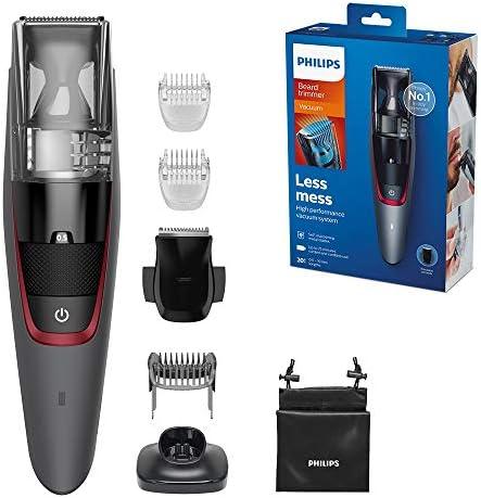 Philips BEARDTRIMMER Series 7000 BT7512/13 cortadora de pelo y ...