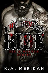 The Devil's Ride (gay biker MC erotic romance novel) (Sex & Mayhem Book 2) (English Edition)