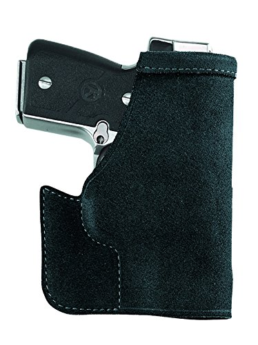 Galco Pocket Protector Holster for Glock 42, RH/LH, Black - PRO600B ()