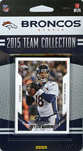 Denver Broncos Team Set - 5