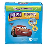 Health & Personal Care : Pull-Ups Learning Designs Potty Training Pants for Boys, 2T-3T (18-34 lb.), 25 Ct. (Packaging May Vary)