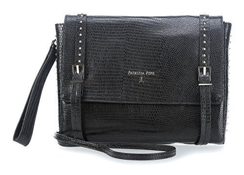 Patrizia Pepe Black Shoulder Bags