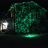 Joiedomi Rotating Outdoor LED Spotlight Gemmy Light