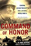 Command of Honor, H. Paul Jeffers, 0451226844