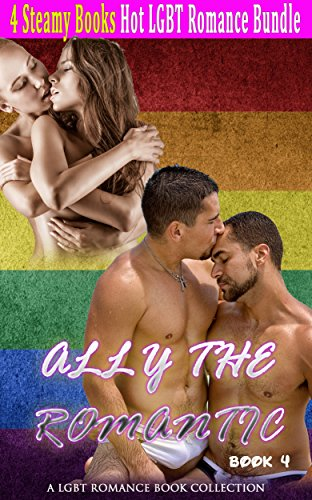 Ally The Romantic Book 4: A LGBT Romance Book Collection