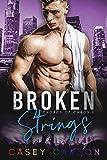 Broken Strings: MM Rockstar Romance (Chords of Chaos Book 1)