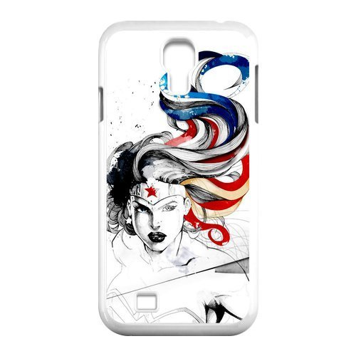 Superhero Costumes Ideas Diy - DiyCaseStore Roma Goddess Superhero Wonder Woman Samsung Galaxy S4 I9500 Best Durable Cover Case Gift Idea