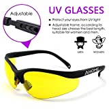 AHOME UV Glasses Gamma Ray Protection Night Vision