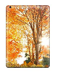 LJF phone case Rachel B Hester JwoVhvz7578RsEVm Protective Case For Ipad Air(autumn)