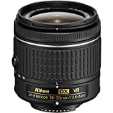 Nikon 18-55mm f/3.5-5.6G VR AF-P DX Zoom-Nikkor Lens - (Certified Refurbished)