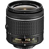 Nikon 18-55mm f/3.5-5.6G VR AF-P DX Zoom-Nikkor Lens - (Certified Refurbished)