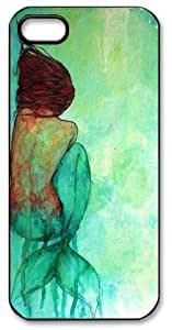 The Little Mermaid Ariel Hard Case for Apple Iphone 5/5S Caseiphone 5-462