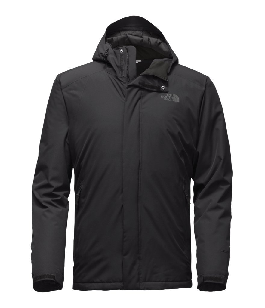 The North Face Men's Inlux Insulated Jacket - TNF Black - L