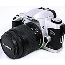 Canon EOS Rebel G QD 35mm SLR Film Camera with Canon Zoom Lens EF 35-80mm 1:4-5.6