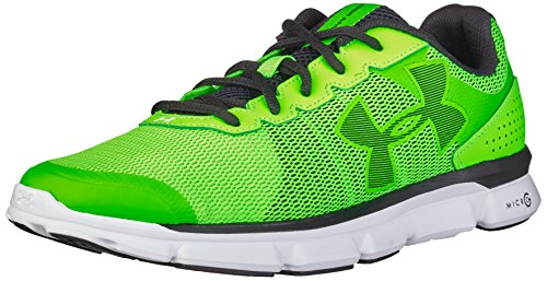 Under Armour Micro G Speed Swift, Zapatillas De Running Hombre Verde (Hyper Green)