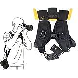 Professional Fashion Quick Rapid Shooting Camera Sling Canon Universal Dual-shoulder Strap Belts For DSLR Digital Canon Nikon SLR Sony Pentax Panasonic Olympus Camera