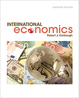 Book International Economics