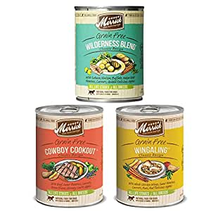 Merrick Classic Recipe Canned Dog Food Variety 12 Pack