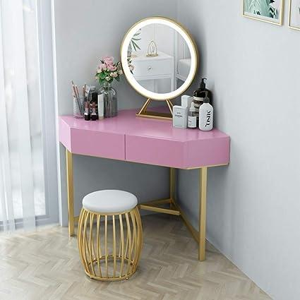 lvfang Triangle Dressing Table Corner Bedroom Dressing Table ...