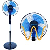 Hurricane W Stand Fan, 16-Inch