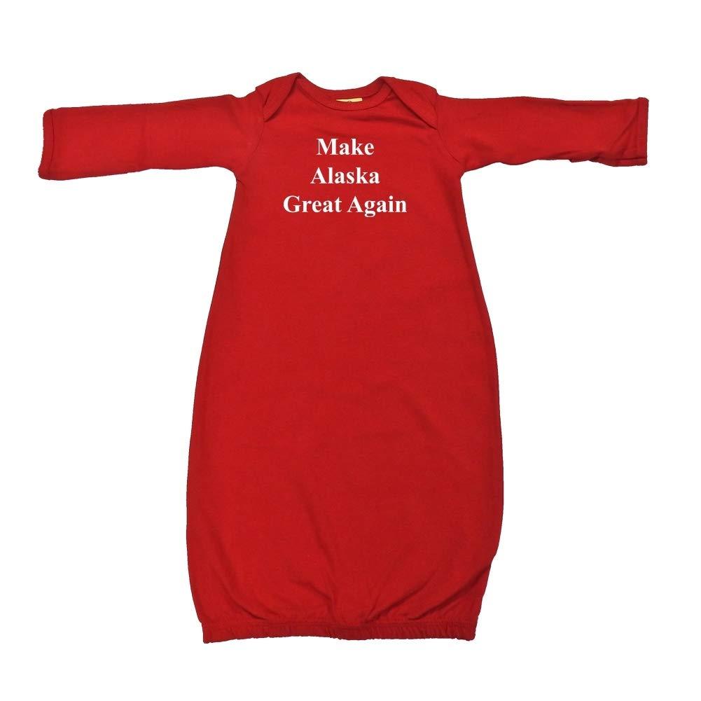 Mashed Clothing Make Alaska Great Again MAGA Trump Republican Toddler//Kids Sporty T-Shirt