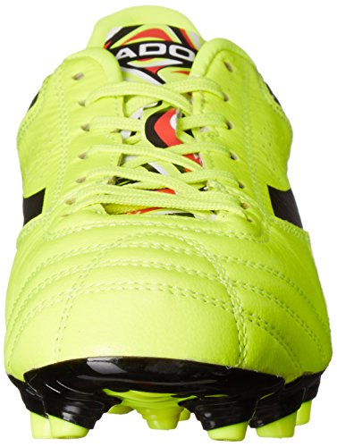 Diadora Mens Italica 3 K Pro Soccer Cleat Yellow Fluo/Black P5wmjHa23