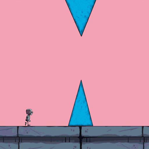 robot run - 3